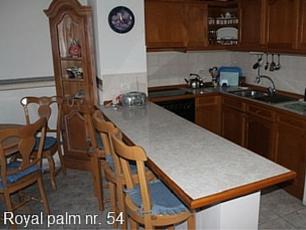 Royal Palm 54 Køkken