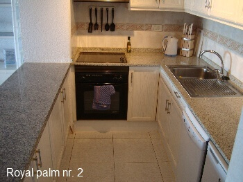 Royal Palm 2 Køkken