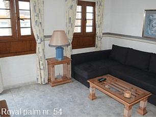 Royal Palm 54 Stue